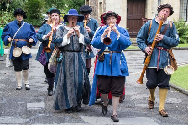 York Mystery Plays 2014 (Waggons)